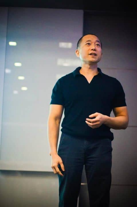 Seamus Phan - keynote speaker, corporate trainer, creative director, marketing and branding strategist