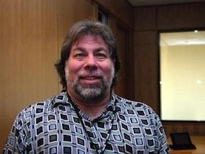 Interviewed Steve Wozniak (Woz), co-founder of Apple
