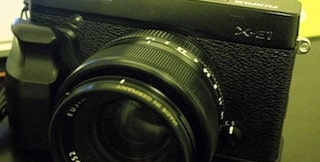 FujifilmXEcamera