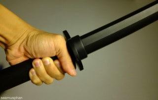 practice sword