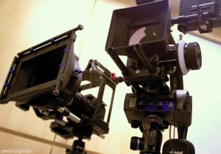 HD filmmaking and hybrid photography gear