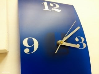 Wall clock and time