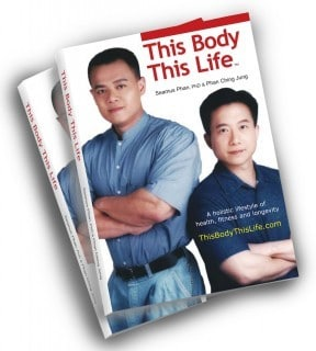 This Body This Life book authored by Seamus Phan and CJ Phan