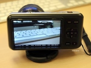 Blackmagic Design Pocket Cinema LCD display