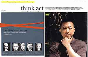 think:act magazine - interview with Seamus Phan on leadership
