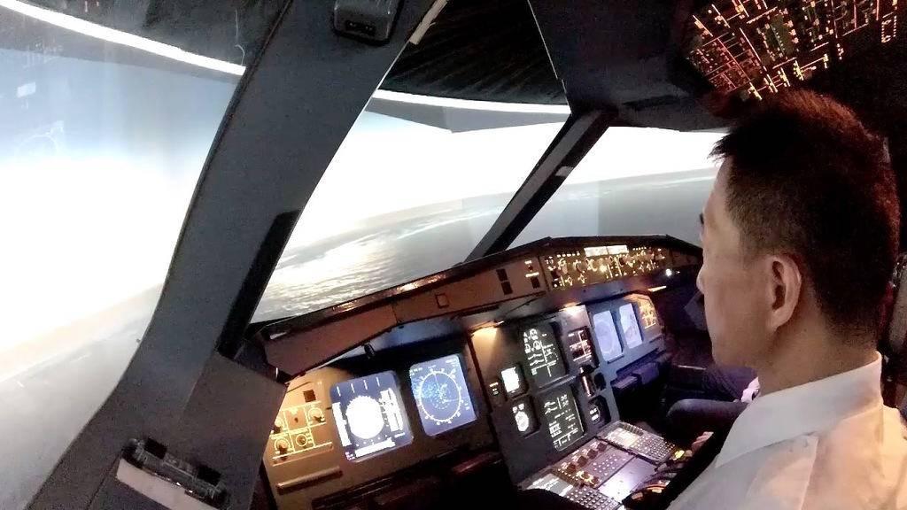 Flight Simulator training