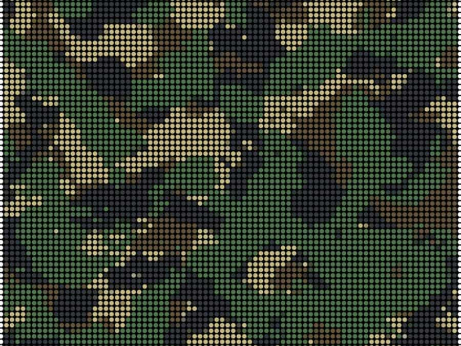 army camouflage colors - red teaming