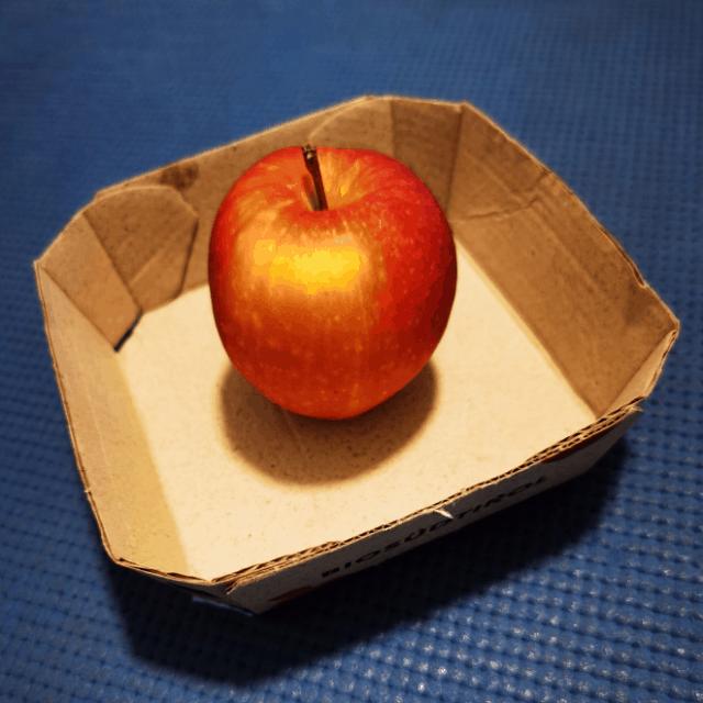 organic apple italy