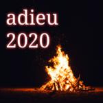 adieu 2020